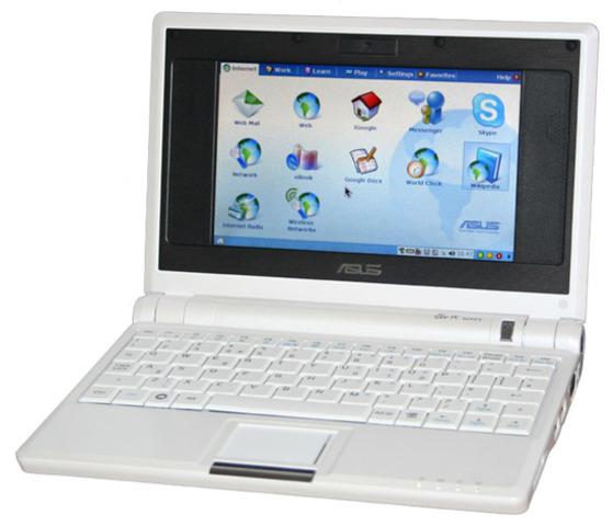 Netbooks just like Desktops