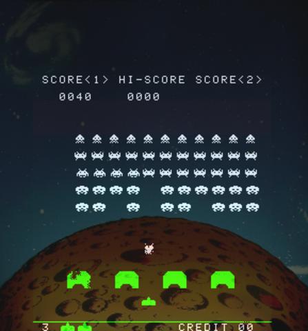Lançado o Primeiro Árcade Vídeo Game, o Space Invaders.