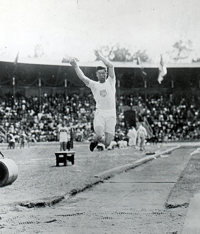 Jim Thorpe - Pentathlon & Decathlon