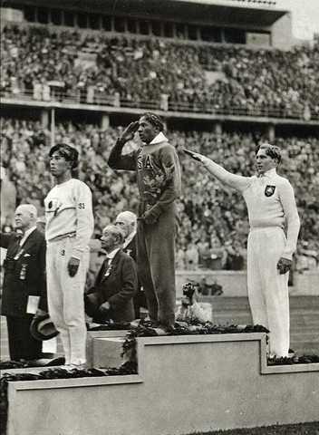Nazi Involvement at Berlin Olympics
