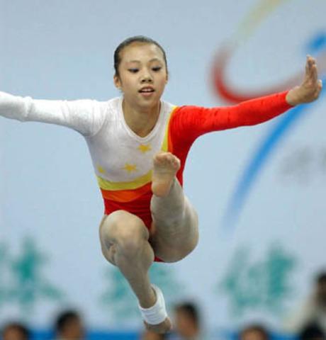 Dong Fangxiao – Gymnastics
