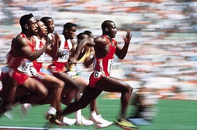 Ben Johnson – Running