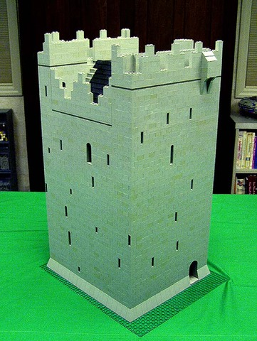 Burnchurch Castle