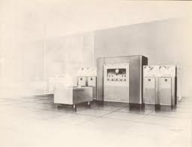 UNIVAC Computer was created