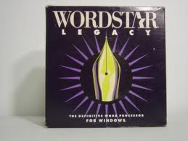 Word Processors.