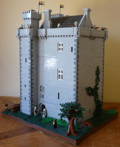 Affleck Tower