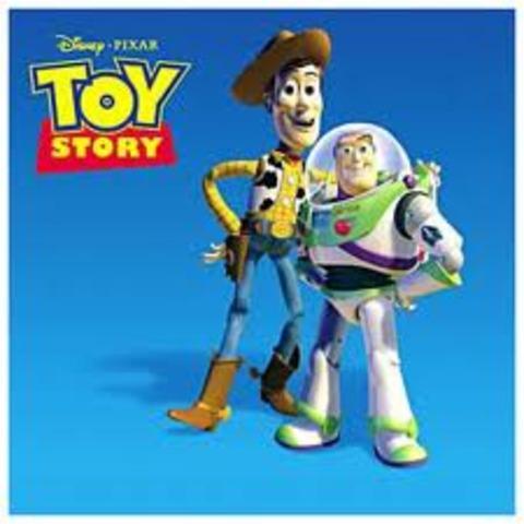 Acordo para criação do filme Toy Story