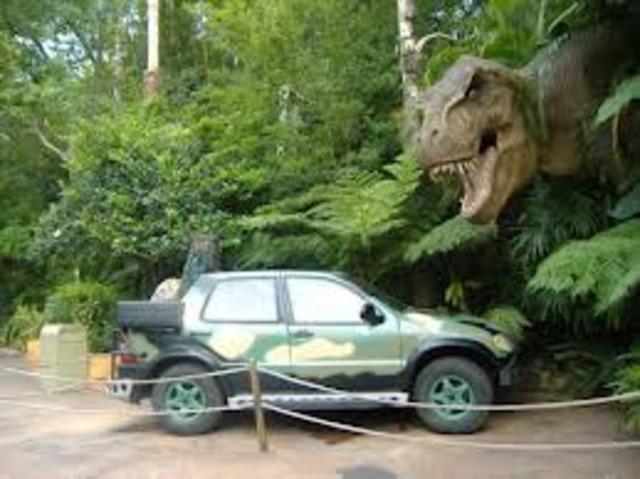 Jurassic Park: Oscar de efeitos especiais