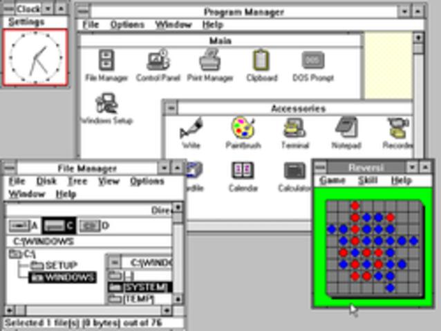 Lançamento do Windows 3.0