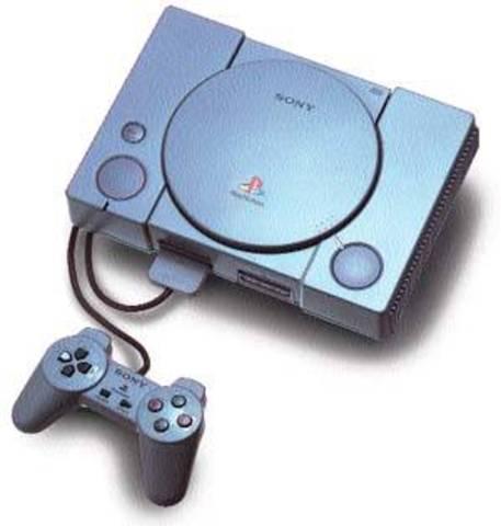 Lançamento do Playstation