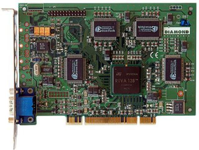 A nVidia Produziu Um Poderoso 3DFX