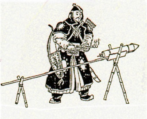 Gunpowder was First Used by Chinese in War