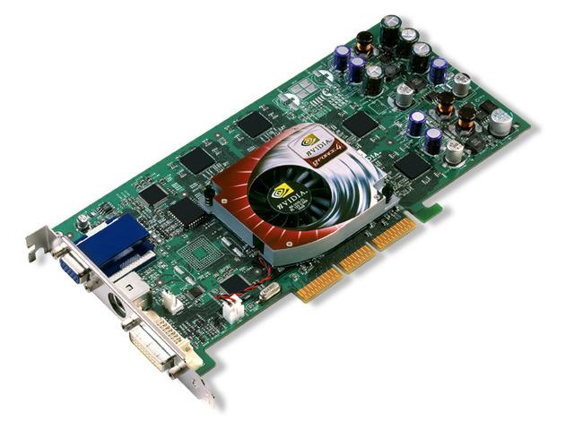 A nVidia Lança o nv25(GeForce 4 Ti)
