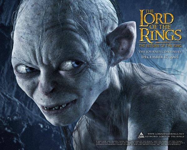 """Neste Ano Foi Lançado o Filme """"Lord of the Rings"""""""