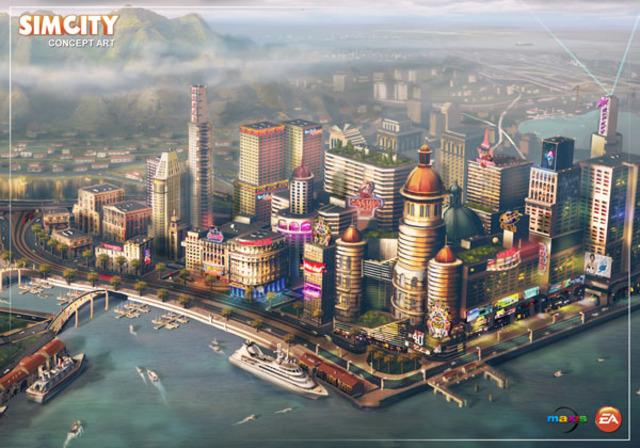 """Criação do Jogo """"SimCity 2012"""""""