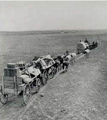 Dominion Lands Act (The Prairies)