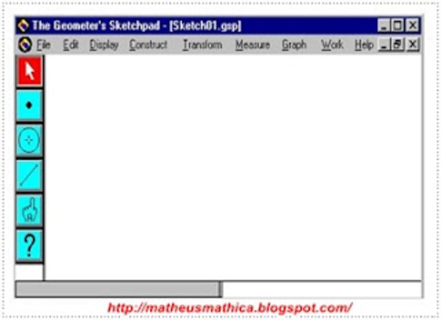 Aplicativo Geometer's Sketchpad