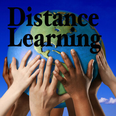 Historical Perspective in Distance Learning timeline