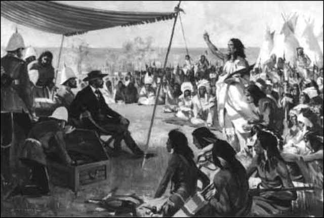 Treaty no. 7 (The Prairies)