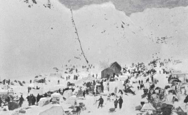 Gold Is Discovered In The Klondike (Eastern Canada)