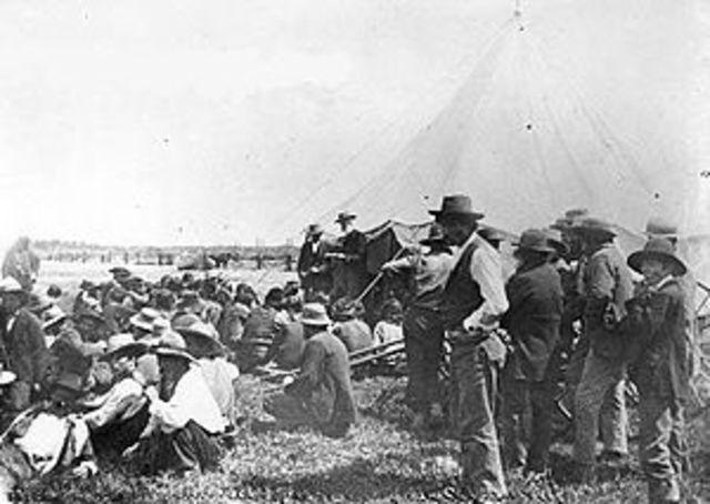 Treaty No. 8 (The Prairies and British Columbia)