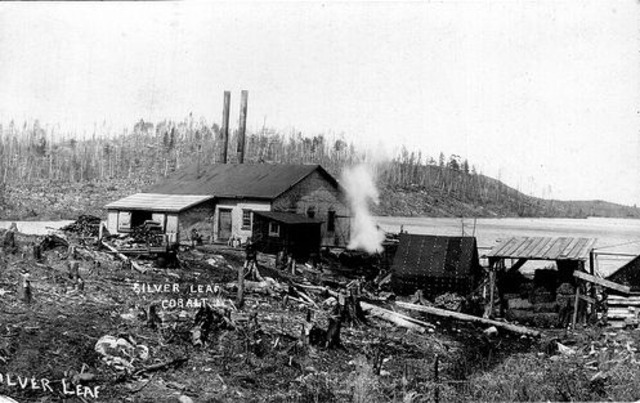 Silver is discovered in Cobalt, Ontario