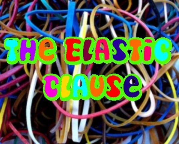 Elastic Clause {Necessary & Proper Clause}