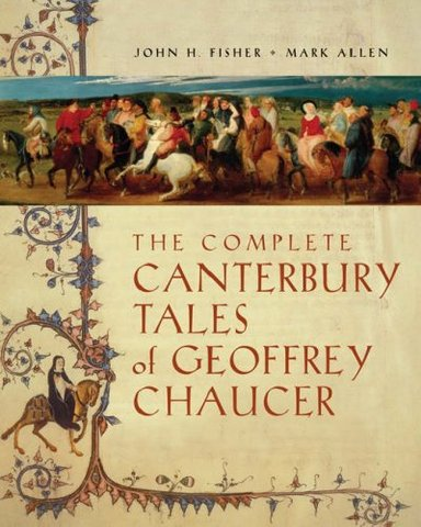 """Geoffry Chaucer - """"The Canterbury Tales"""""""