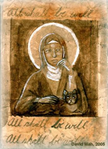 """Julian of Norwich - """"A Revelation of Divine Love"""""""