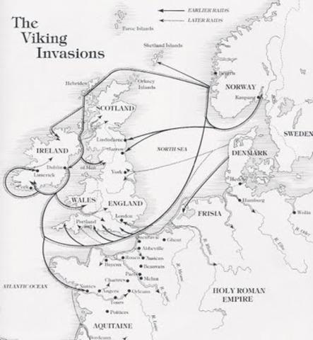 Northern England and Scandinavian Influence