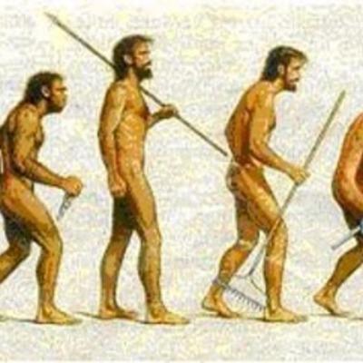 Evolución de las Tic's y Yo timeline