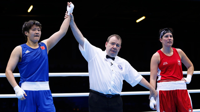 Mary Spencer loses Olympic boxing debut