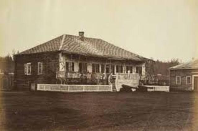 Establishment of Fort Vancouver (British Columbia)