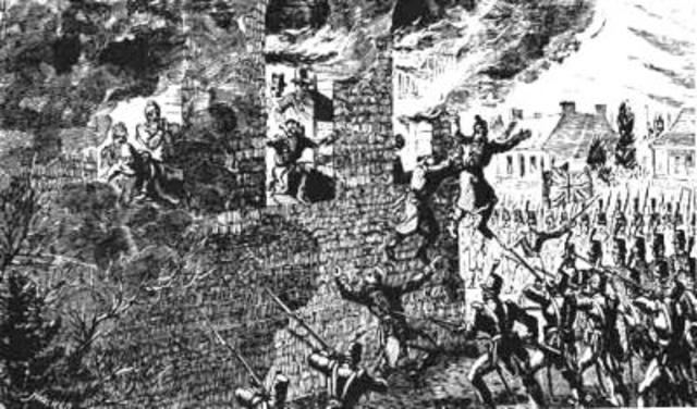 Patriotes Rebellion
