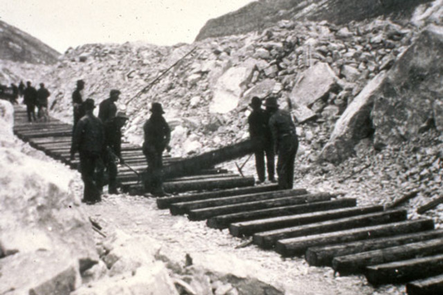 National Transcontinental Railway Completed