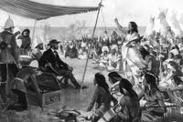 Numbered Treaties - Treaty Number 7