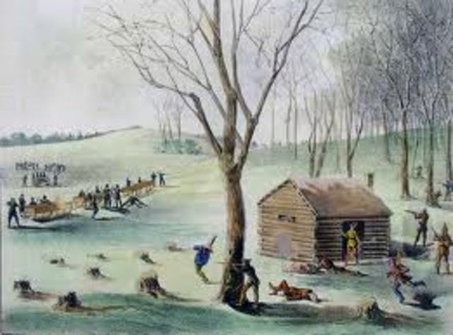 Battle at Duck Lake (Prairies)