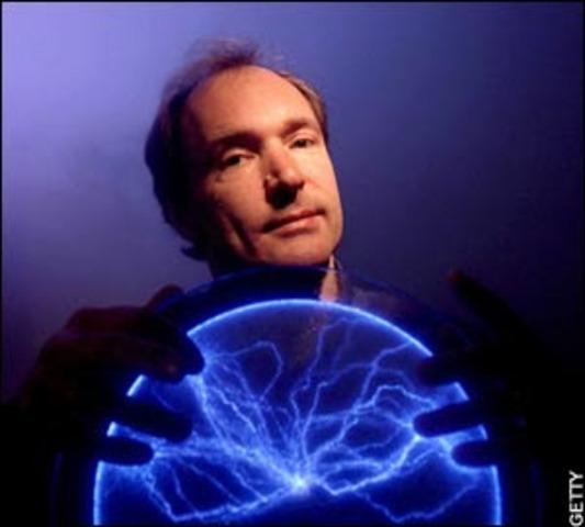 Tim Berners- Lee