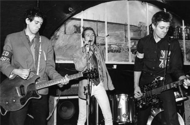 The Clash formed