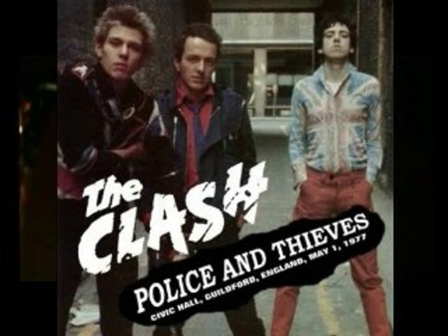 Police and Thieves was released