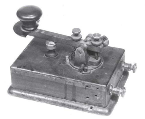 Patentado el Telégrafo de Samuel Morse