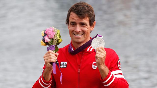 Adam van Koeverden wins silver, Mark Oldershaw captures bronze