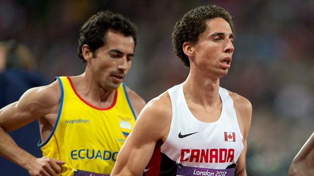 Cam Levins qualifies for men's 5,000m