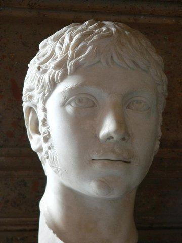 Roman Emperor Elagablus dies