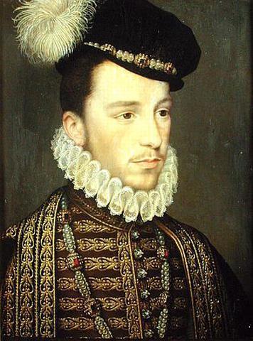 Henry III of France dies