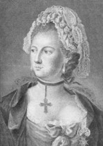 The Chevalier d'Eon publishes memoirs
