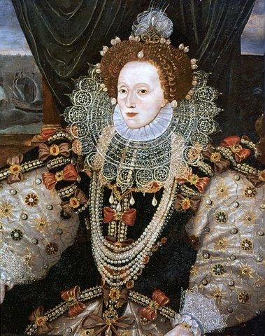 Elizabeth 1/Mary Queen of Scots becomes Queen of England