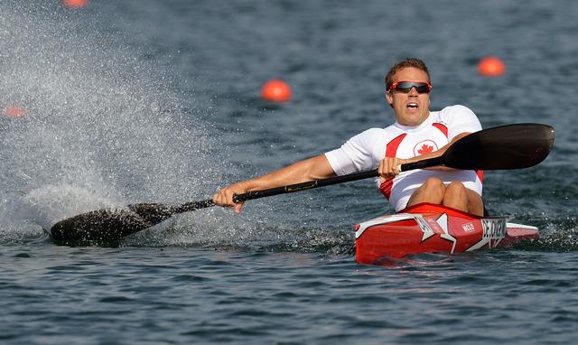 Mark de Jonge grabs kayaking bronze