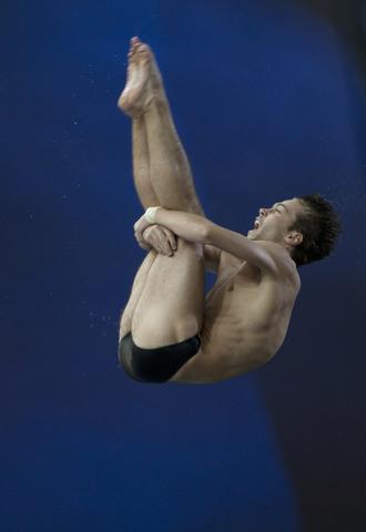 Riley McCormick 11th in platform diving final