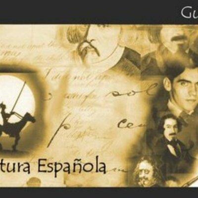 Evolución de la literatura española  timeline